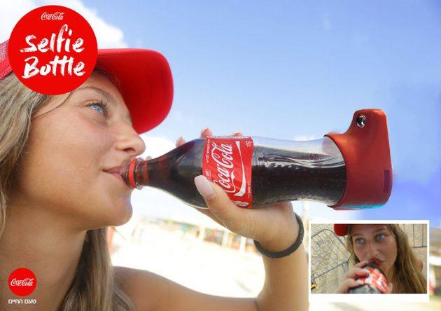 Summer Love'da Selfie'ler Coca Cola'dan