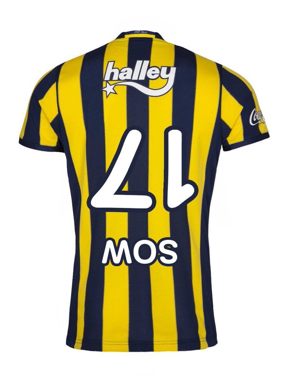 Fenerbahçe'den Ters Sow Forması