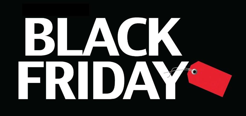 25 Kasım Black Friday için Geri Sayım Başladı!