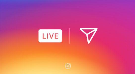 """Instagram'dan 2 Yeni Özellik: """"Canlı Yayın ve Kaybolan Fotoğraflar"""""""