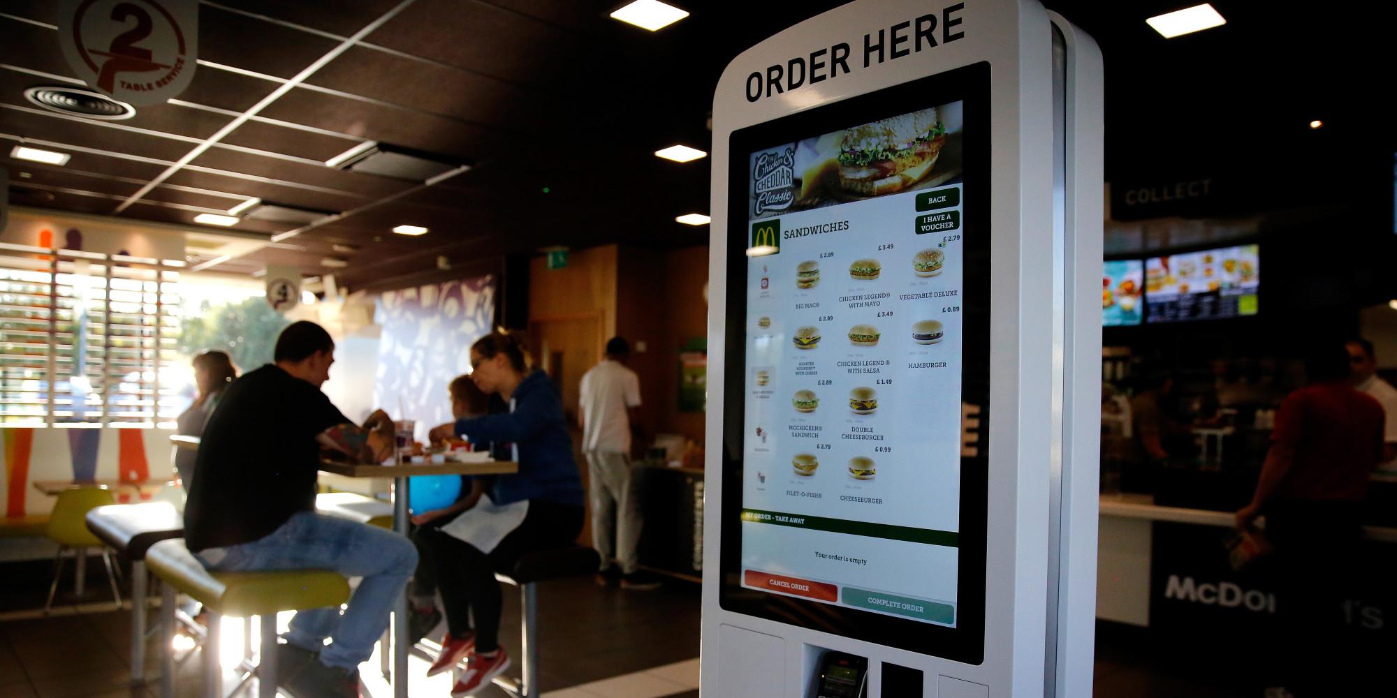 McDonald's Yepyeni Bir Sipariş Formatına Geçiyor!