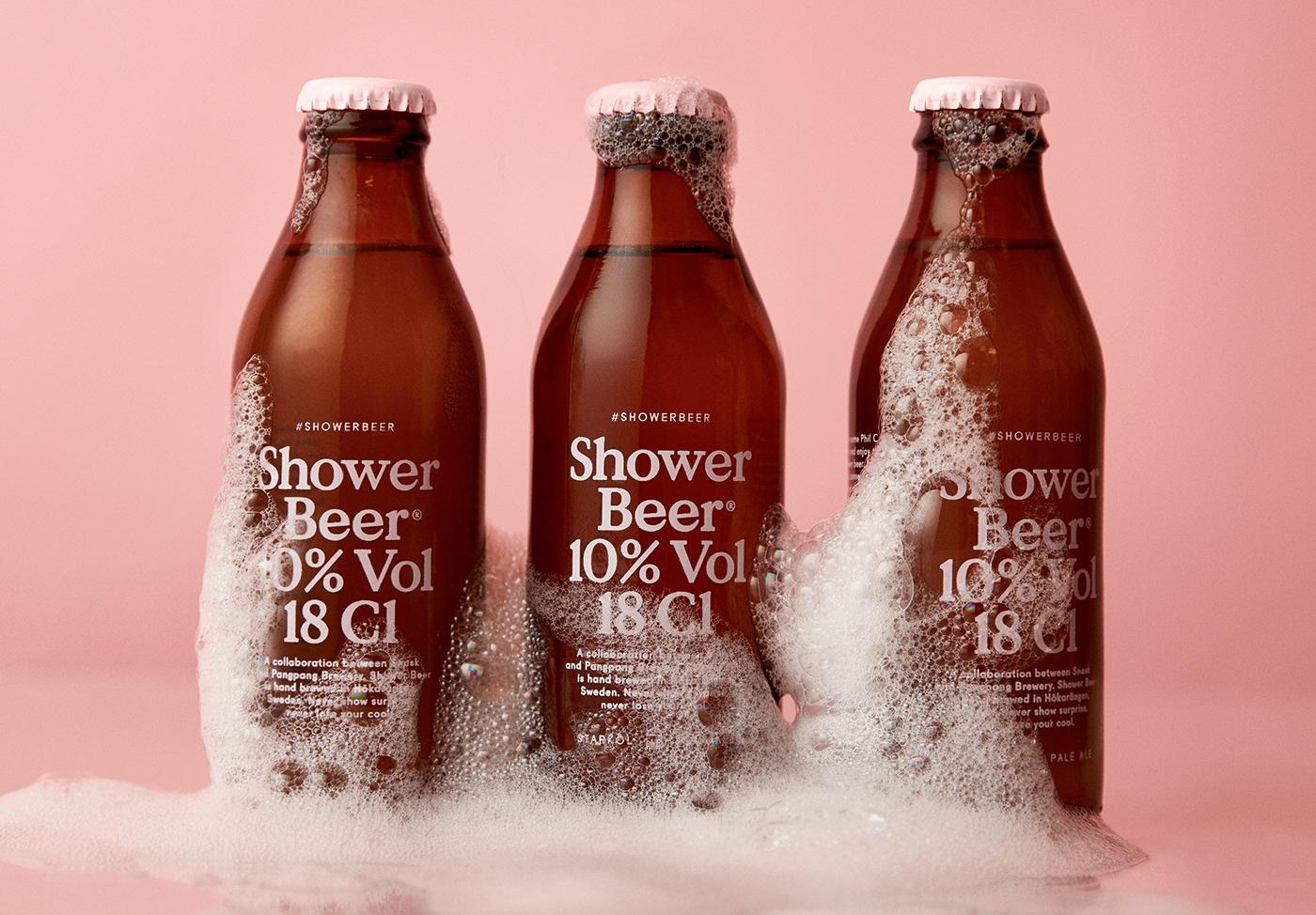 """Sizi Sadece Duşta İçebileceğiniz Biranız """"Shower Beer"""" İle Tanıştıralım"""