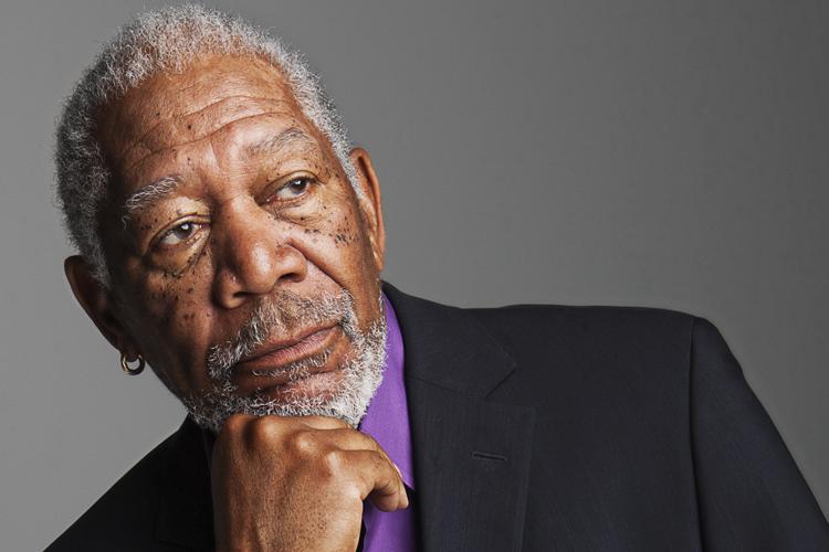 THY'nin yeni yüzü: Morgan Freeman