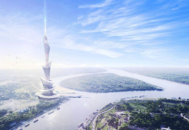 3 Boyutlu Baskı Teknolojisi Kullanılarak Üretilen Dünyanın İlk Gökdeleni, Dubai'de İnşa Edilecek