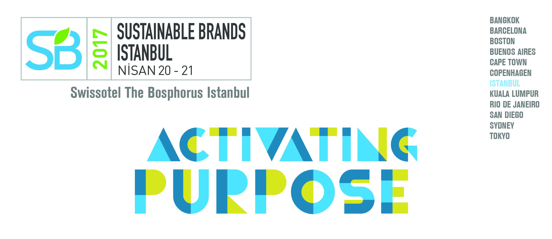 """""""Uluslararası Sürdürülebilir Markalar Konferansı"""" 20-21 Nisan Tarihlerinde İstanbul'da"""