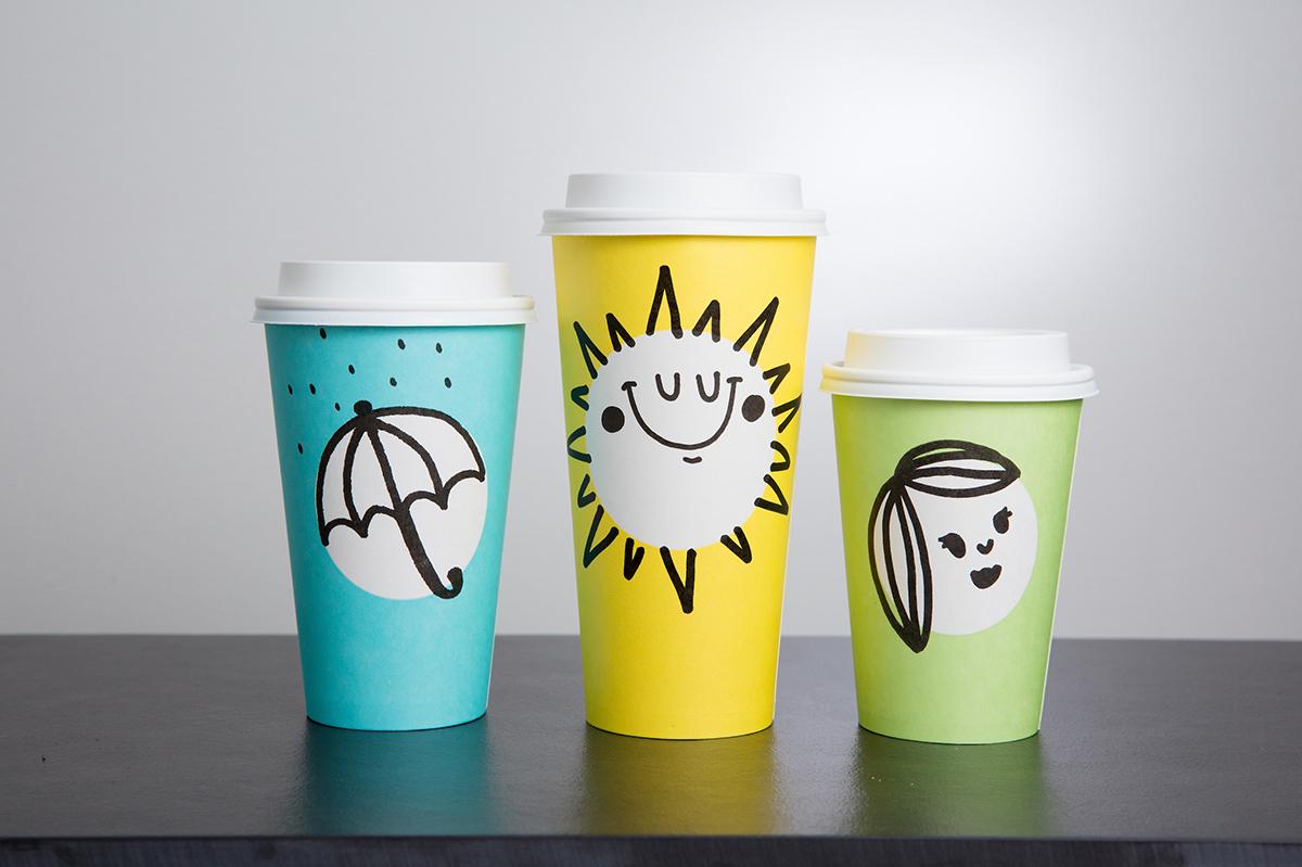 Instagram'ınızı Hazırlayın, Starbucks Bahar Bardaklarını Tanıttı!