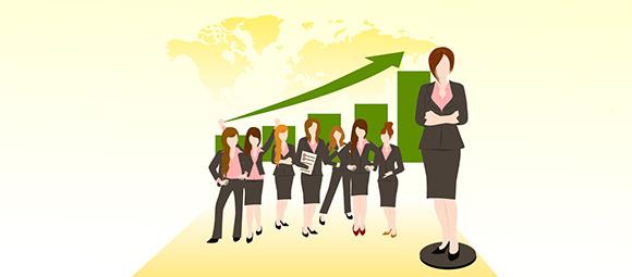 İş Hayatında Kadın ve Hak Pazarlama