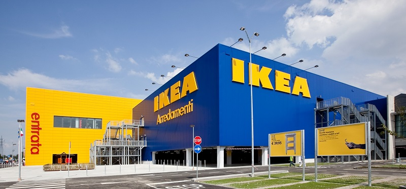 Ikea Yeni Mağazasını Sanal Gerçeklikle Açtı