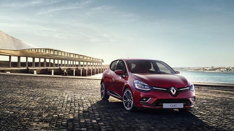 2017'nin İlk Çeyreğinde En Çok Satan Araç Markası Renault
