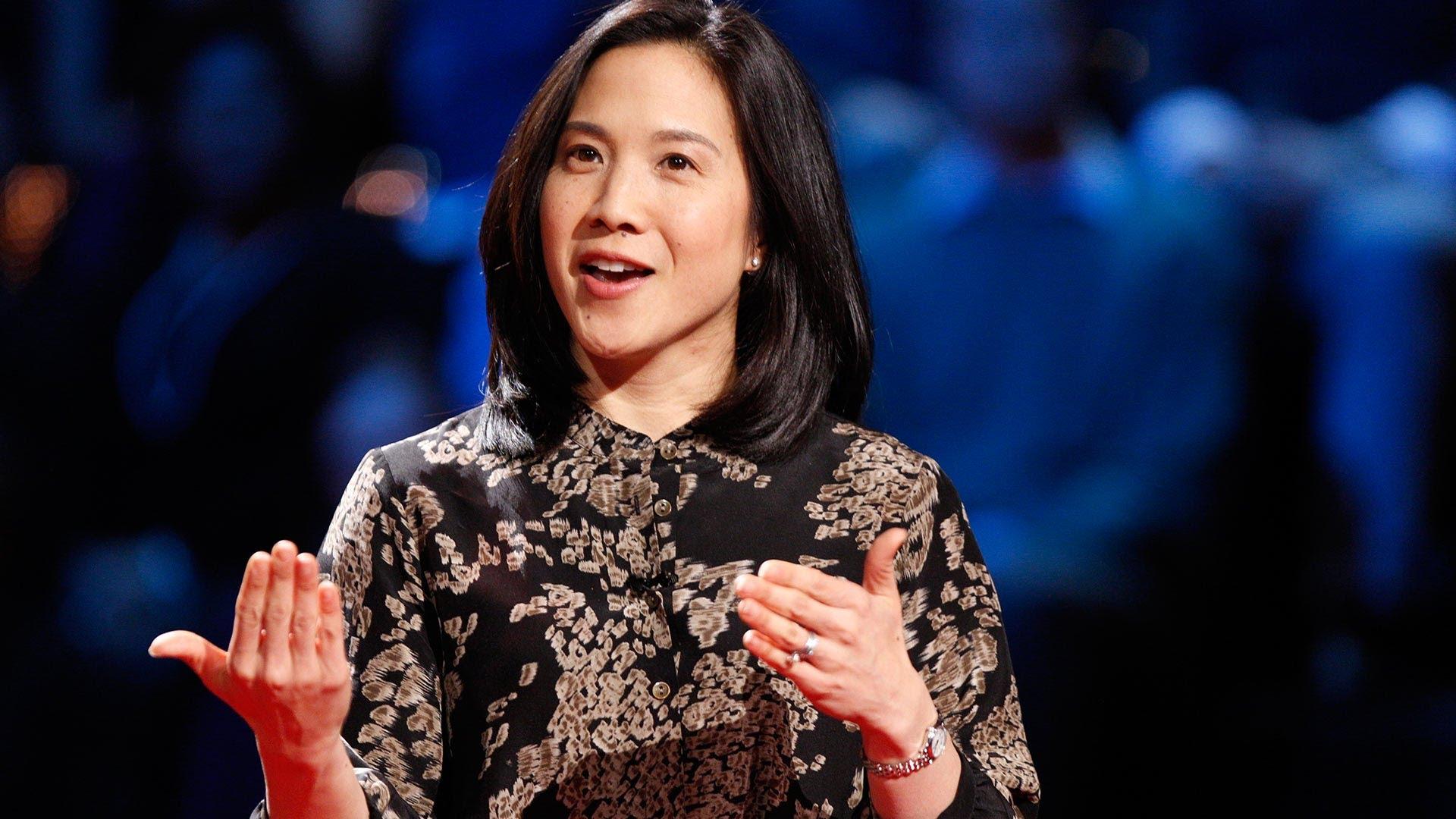 Angela Lee Duckworth: Başarının Anahtarı? Metanet
