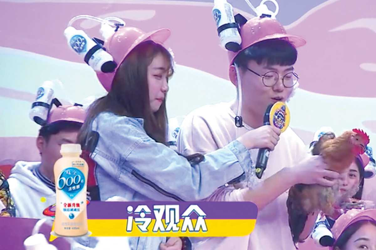 Çin'deki TV Programlarında, Aşırı Derecede Ürün Yerleştirme Uygulanıyor