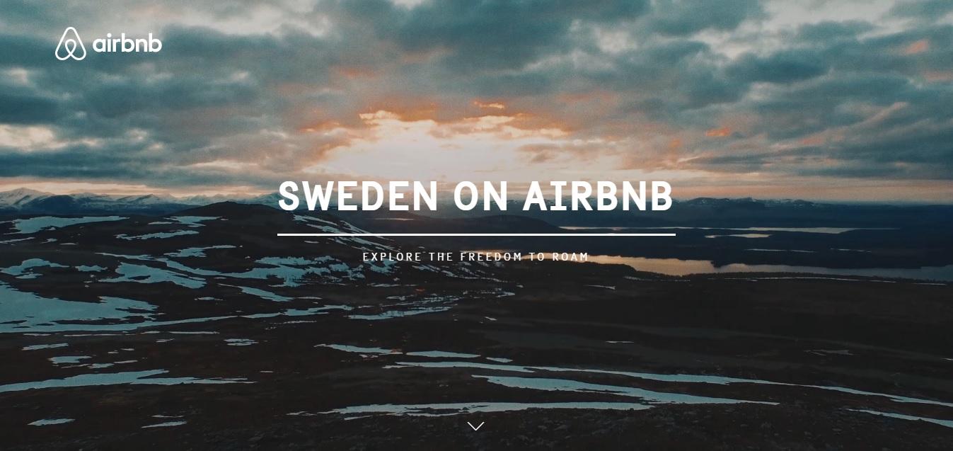İsveç, Turizm Kampanyası Kapsamında Bütün Ülkeyi Airbnb'de Görücüye Çıkardı