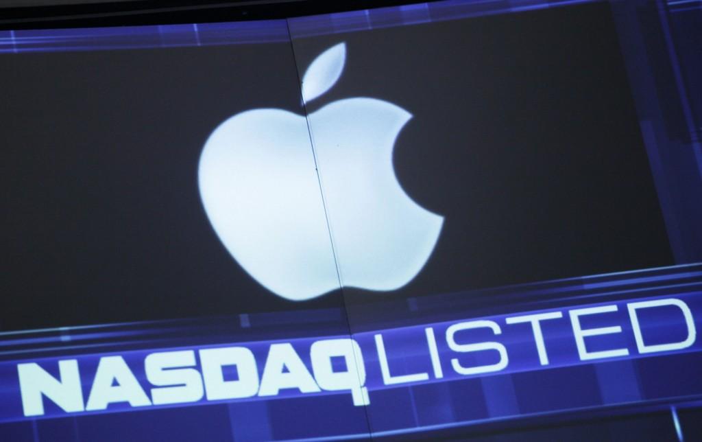 Apple, Piyasa Değeriyle Borsada Rekor Kırdı