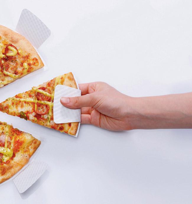 Pizzaseverler İçin Harika Bir İnovasyon: Kenarlıklı Kutu