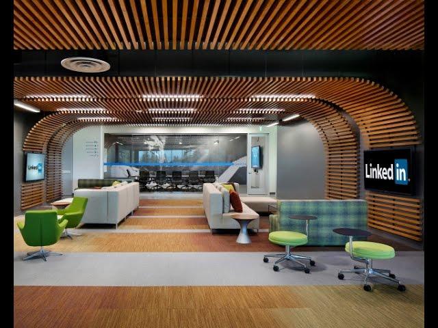 LinkedIn'in İlham Veren Yeni Ofisini Gezelim