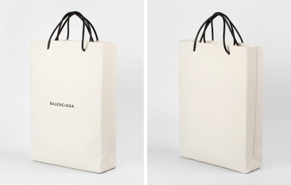 Balenciaga'nın 1100 Dolarlık Alışveriş Poşeti