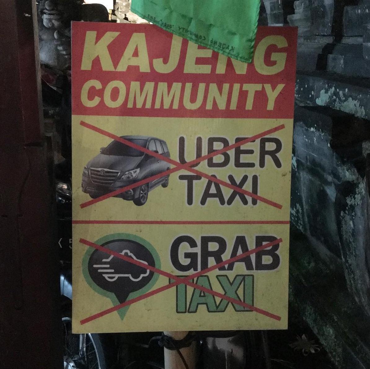 Endonezya'daki Uber Maceram