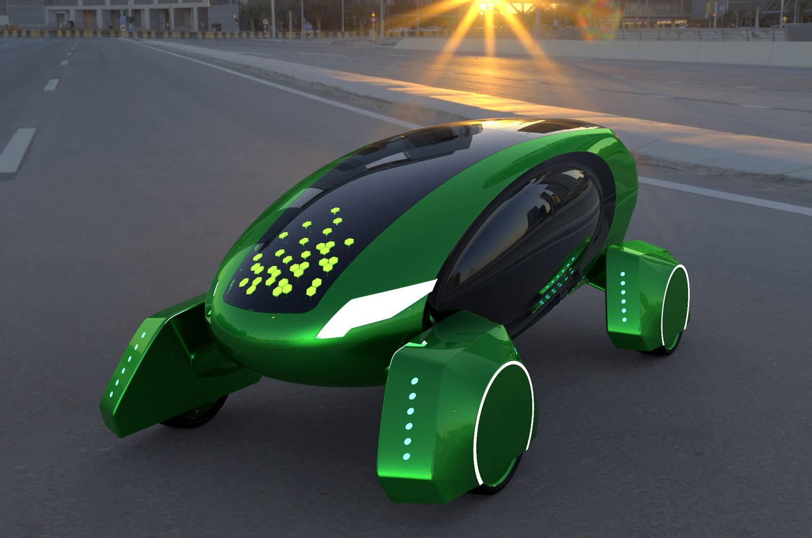 Kargo Şirketleriyle Yaşanan Problemleri Ortadan Kaldıracak Çözüm: Otonom Kargo Robotu