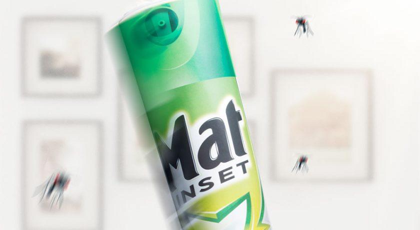 Böcekleri Dergiyle Öldürmeye Teşvik Eden Böcek İlacı Reklamı