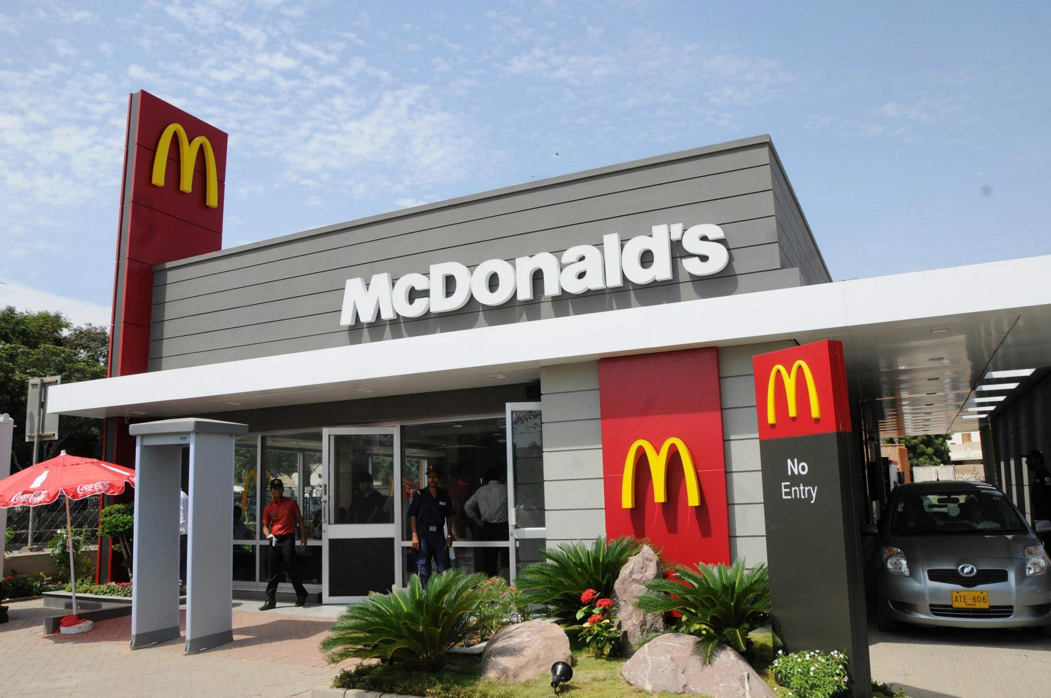 McDonald's ve Pret, Sağlık Çalışanlarına Ücretsiz İçecek  Sunuyor