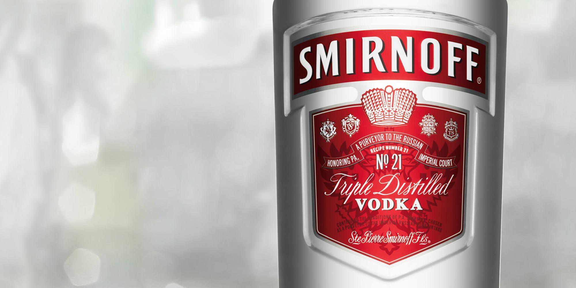 Smirnoff, Yeni Reklamıyla Trump'ı Trolledi