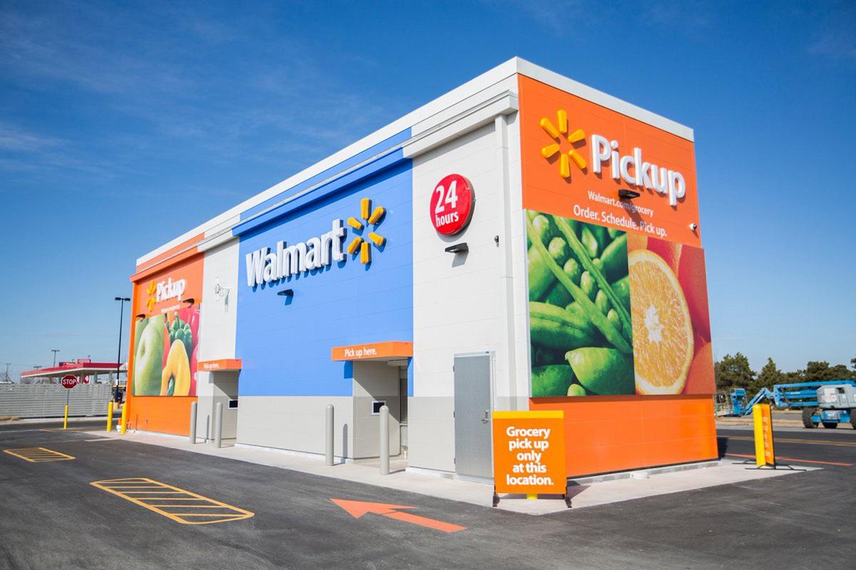 Walmart, Market Alışverişi Deneyimini Değiştiren Dev Bir Otomat Hizmete Sundu