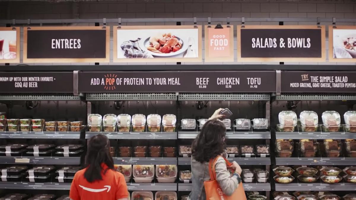 Amazon, 13,7 Milyar Dolara Whole Foods'u Satın Alıyor