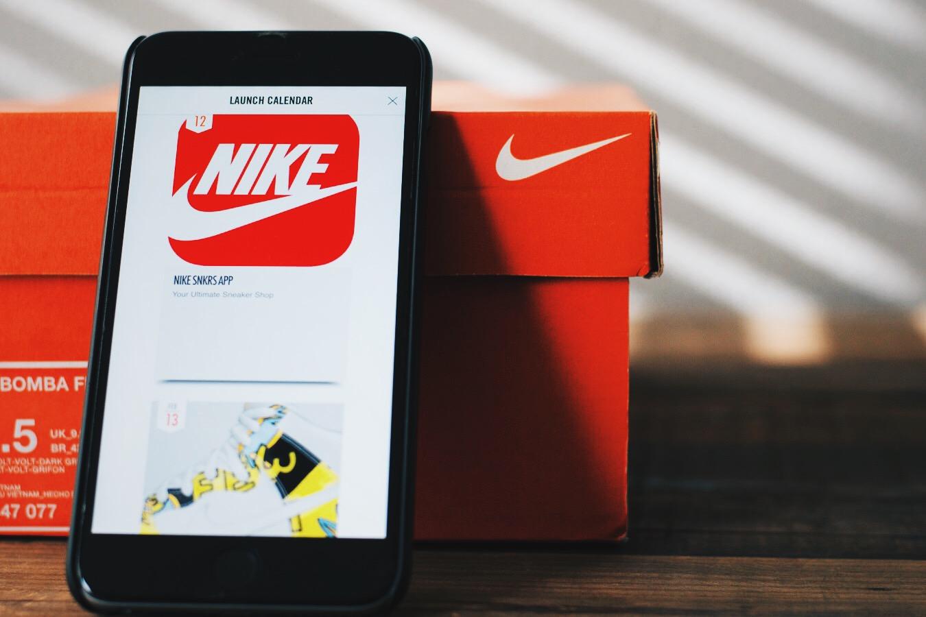 Nike, Mobil Uygulamasında Artırılmış Gerçeklik Teknolojisini Deniyor
