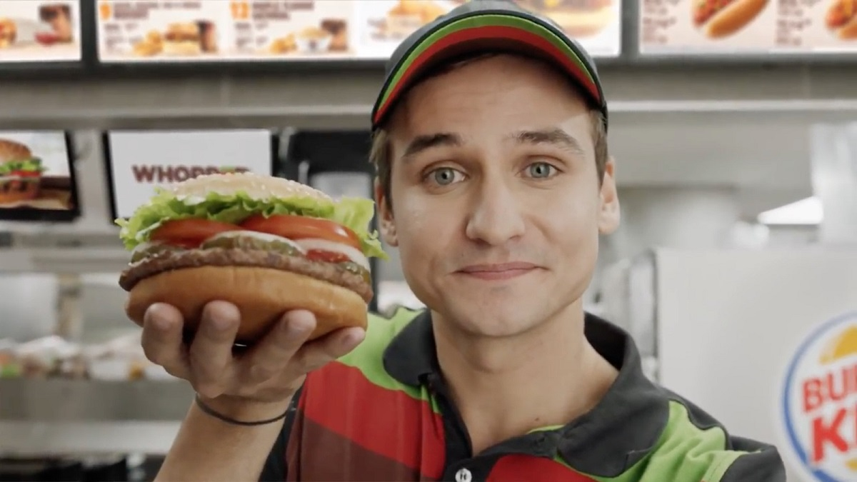 Burger King'in Google'ı Kızdıran Whopper Virali Cannes Lions'da Ödül Aldı