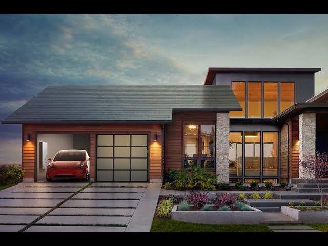 Tesla'nın Solar Çatı Panelleri Satışa Çıktı