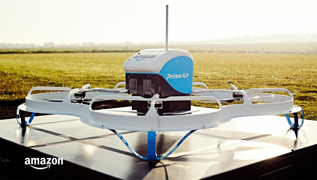 Amazon, Daha Fazla Şey Satmak İçin Teslimat Drone'larıyla Evlerden Veri Toplayacak