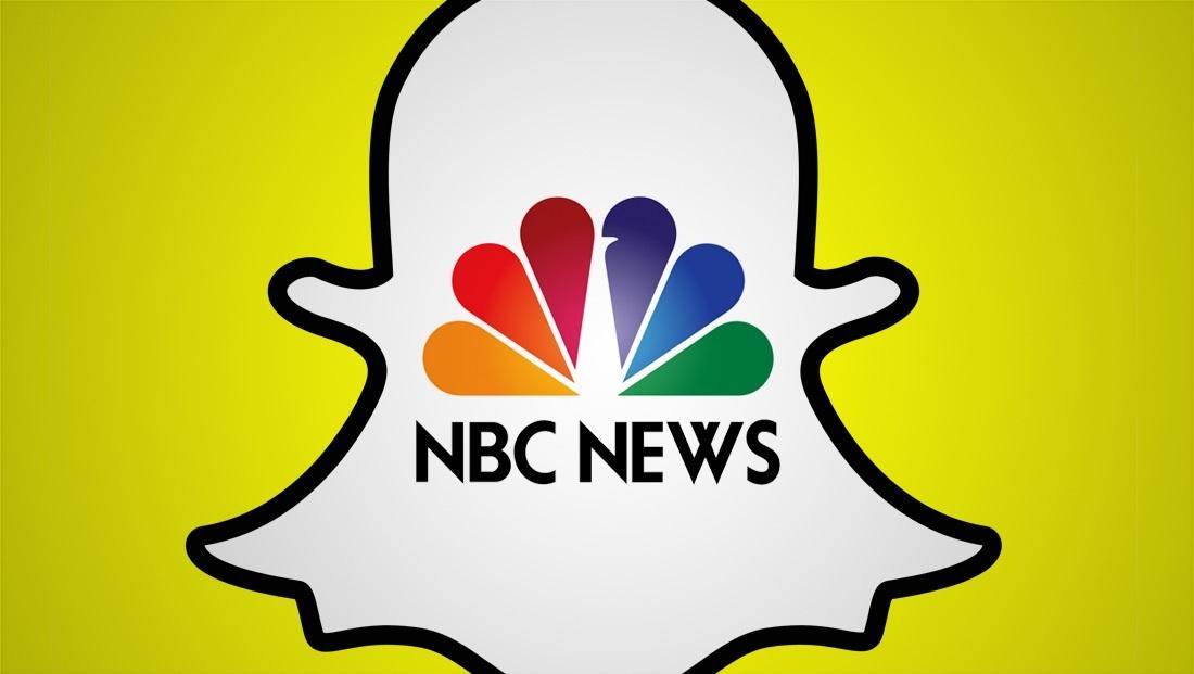 NBC, Snapchat'e Özel Haber Programı Yapıyor