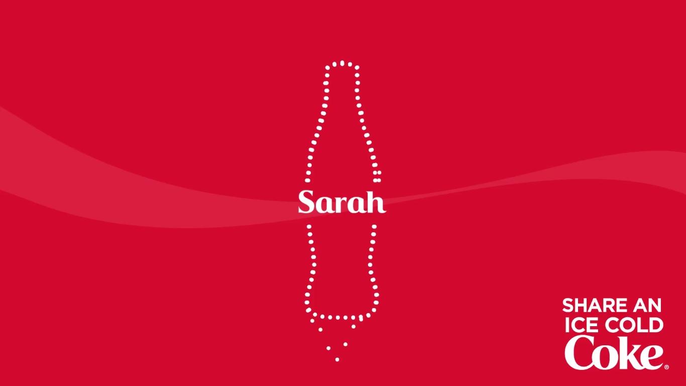 Coca-Cola'dan Yeni Kişiselleştirilmiş Pazarlama Hamlesi: İsme  Özel Şarkılar