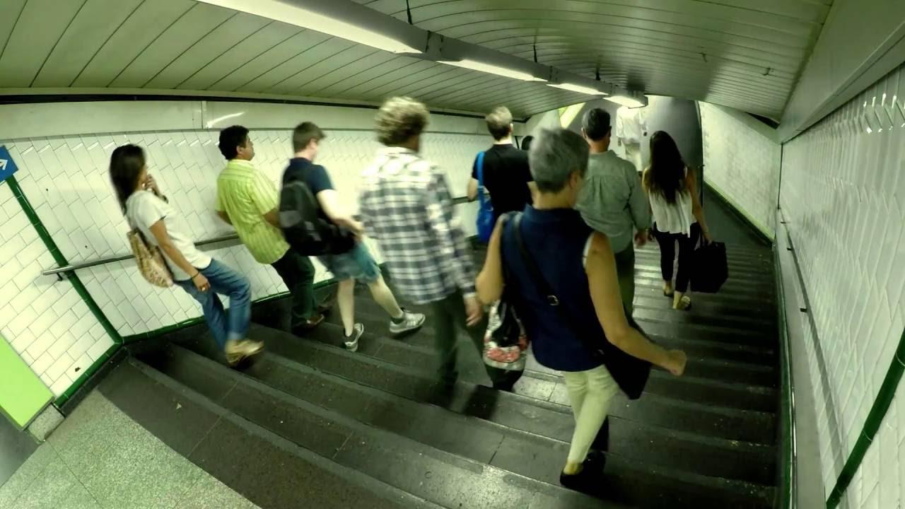 Hayalet Metro: Hayalet Avcıları Filmi İçin Hazırlanan İnteraktif Reklam