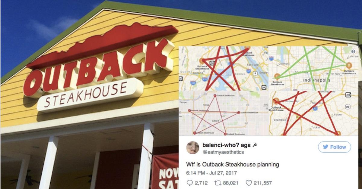 Komplo Teorisyenlerinin Son Kurbanı Outback Steakhouse Oldu