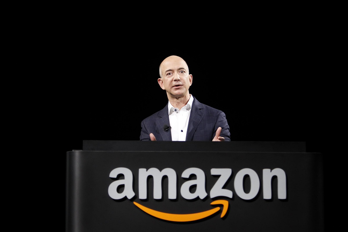 Jeff Bezos; Nike, McDonald's ve Starbucks Gibi Devlerden Daha Değerli