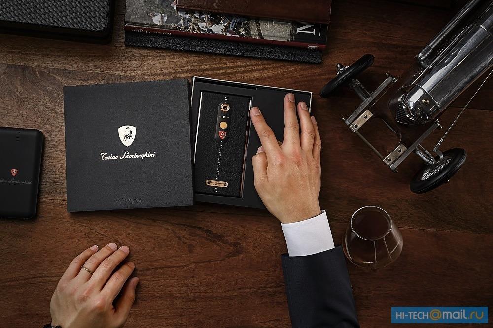 Lamborghini'den Marka Genişlemesi Örneği: Akıllı Telefon
