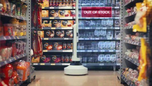 Tally By Simbe: Dünyanın İlk Tam Otomatik Raf Denetleme Robotu