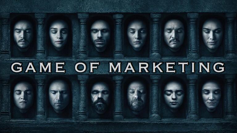 Pazarlama Oyunları: Markalar İçin Game of Thrones'tan İlham Verici Pazarlama Dersleri