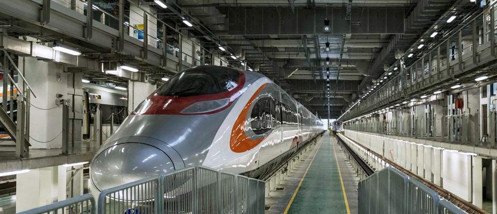 Çin, Saatte 4.000 Km Hıza Ulaşabilen Uçan Tren Geliştirecek