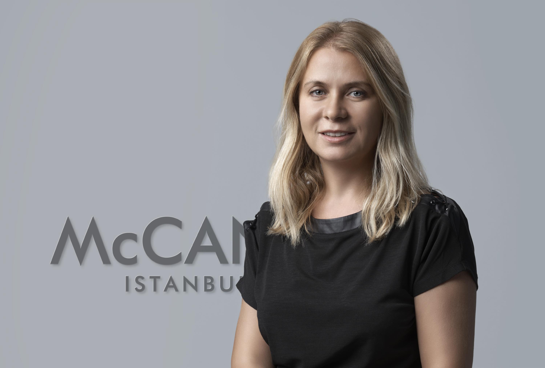 McCANN'in Yeni CEO'su Melda Barkın oldu!