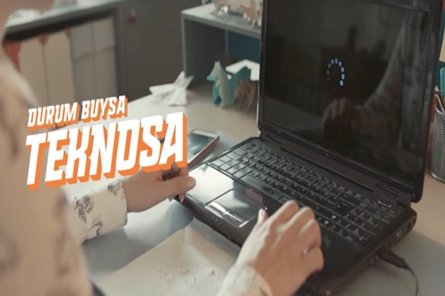 TeknoSA'dan Günlük Hayatın Teknoloji İhtiyaçlarını Anlatan Eğlenceli Reklam Serisi