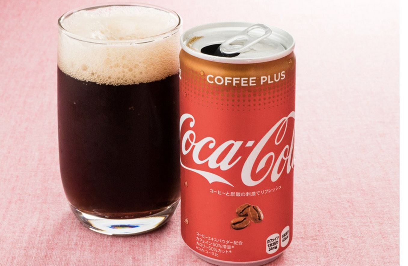 Kahveye Alternatif Geliyor: Kafein Oranı Artırılmış 'Coca-Cola Plus'