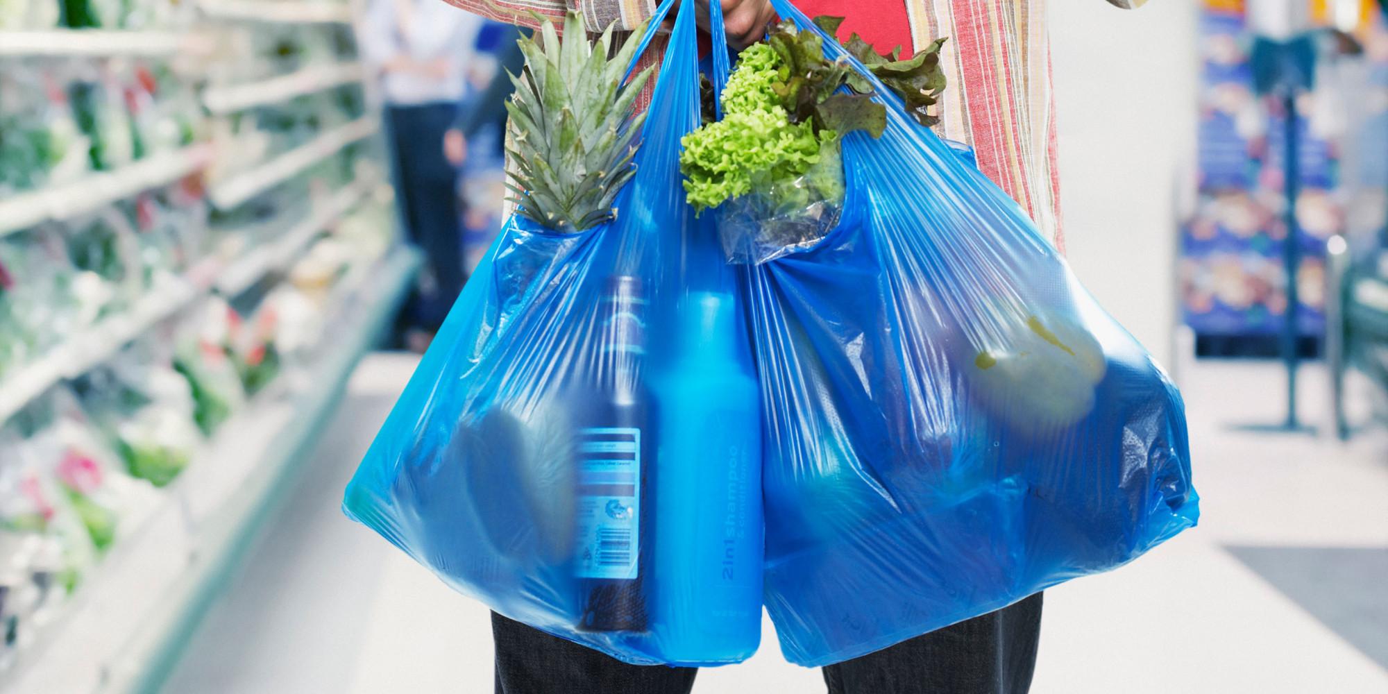 Marketlerdeki Naylon Poşetler Artık Para ile Satılacak