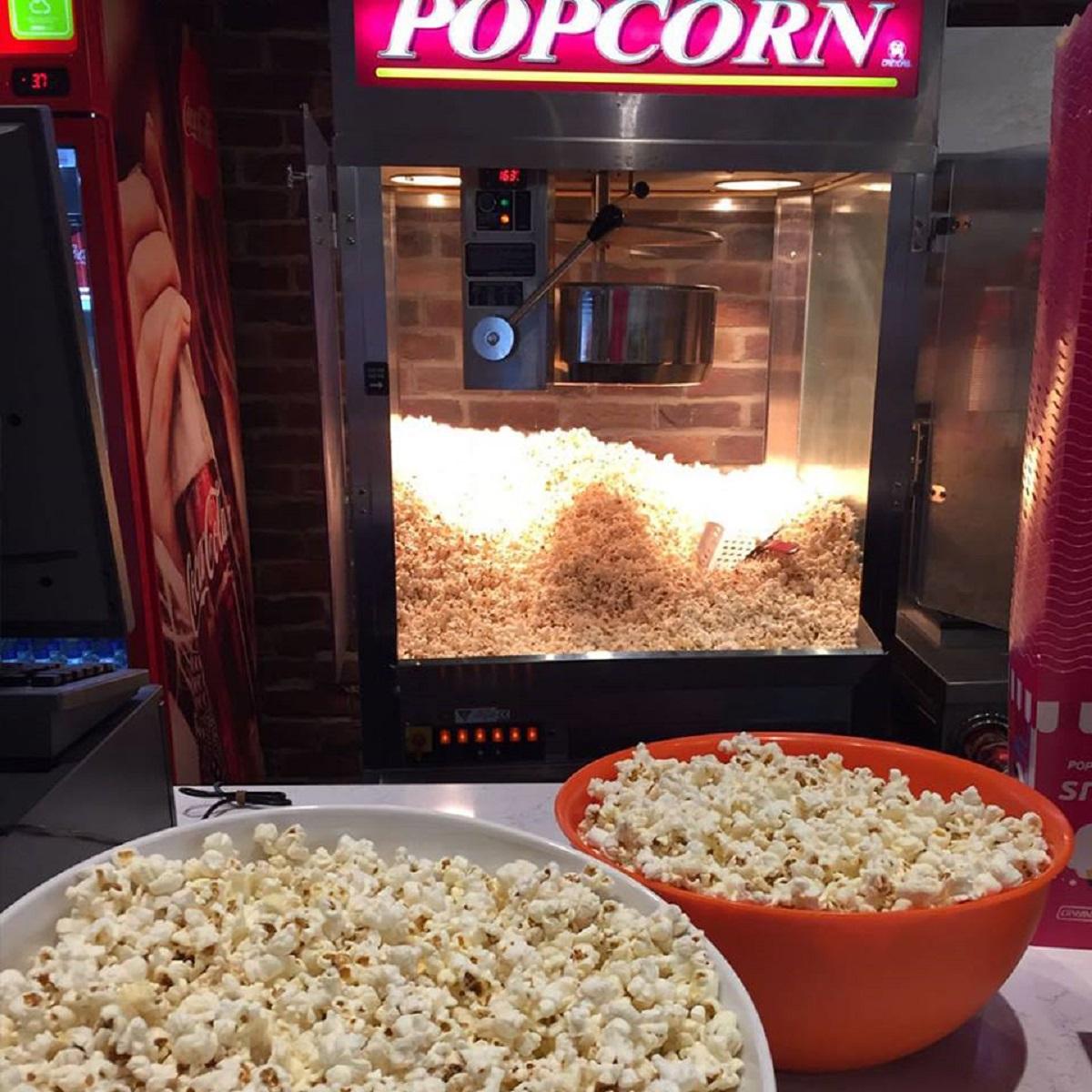 Cinemaximum Seyircileri Sınırsız Patlamış Mısırla Tavladı