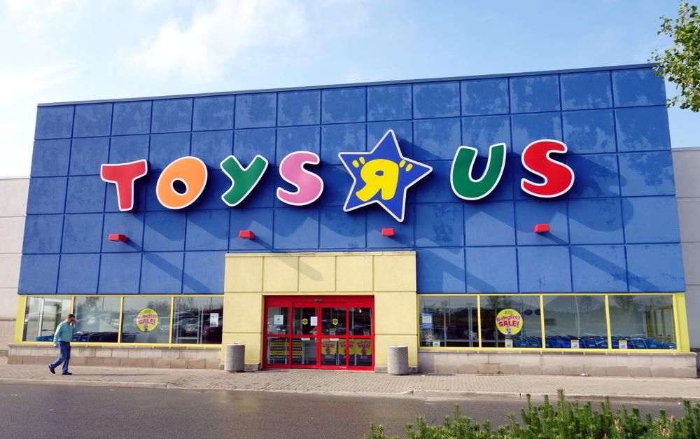 "Toys ""R"" Us İflas Koruma Başvurusu Yaptı"
