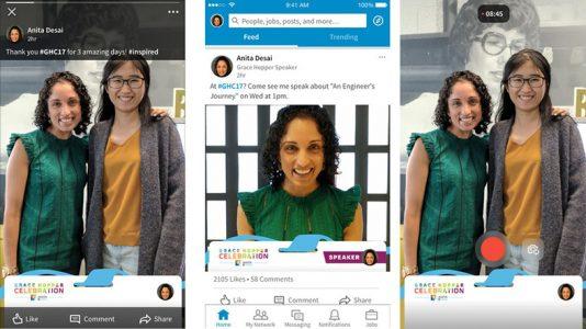 LinkedIn'e Yeni Snapchat Filtresi: Tuesday