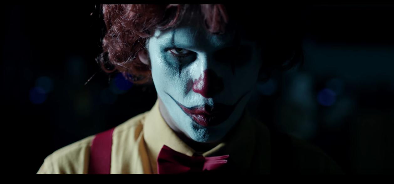 Burger King Mc Donald's Palyaçosuyla Yine Dalga Geçiyor