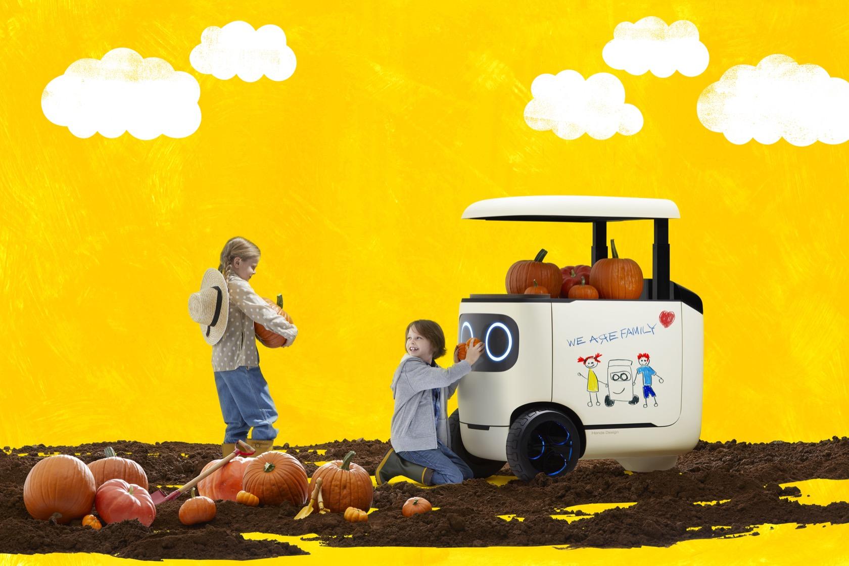 Honda'nın Akıllı Robot Buzdolabı: RoboCas