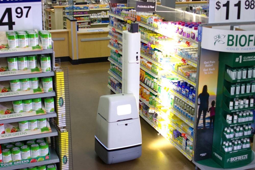 Walmart, Mağazalarında Raf Tarama Robotları Kullanıyor